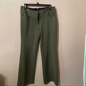 Express 6r trouser flare nwt